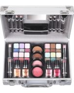 Maletin colorido bon voyage makeup set