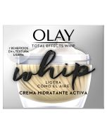Crema dia hidratante activa total effects 50 ml