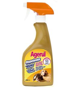 Repelente antiorines perros y gatos pistola  500 ml