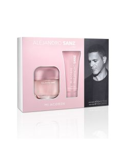 alejandro sanz mi acorde estuche edt.vaporizador 80 ml+body lotion 100 ml