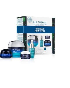 Biotherm Blue Therapy Accelerated Estuche accelerated crema dia 50ml+crema noche 15ml+elxiir 5ml+yeux 5ml