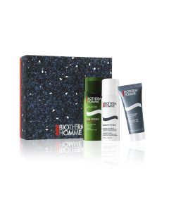 Estuche crea dia 50 ml+sensitive force foam 50ml+gel visage 40 ml
