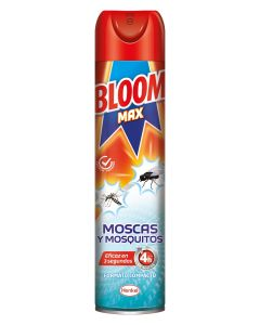 Insecticida spray  moscas y mosquitos  400 ml