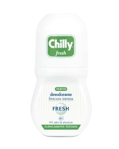 Chilly  Desodorante roll-on  fresh  50 ml