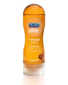 Lubricante play massage estimulante   200 ml