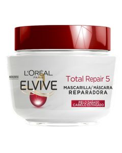 elvive total repair mascarilla reparadora pelo dañado  300 ml