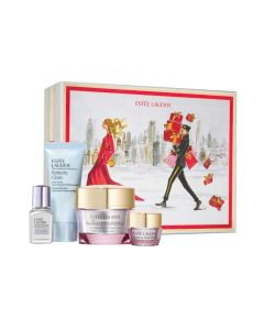 Estee Lauder Resilience Lift Crema 50 ml+resilience ojos 5ml+perfeccionist pro rapid 15ml+limpiadora perfectly cleanser 30ml