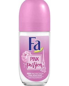 Fa Pink Passion Desodorante roll-on 48 horas floral scent  50 ml