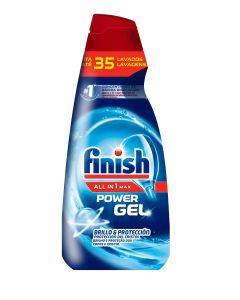 Lavavajillas maquina gel    700 ml 35 lavados