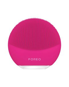 Dispositivo electrico de limpieza facial fuchsia
