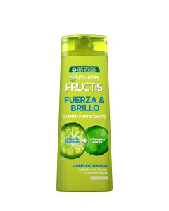 Fructis Fuerza&Brillo Champu fortificante cabello normal  360 ml