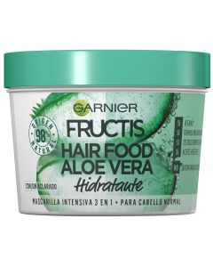 Mascarilla  aloe vera hidratante cabello normal  390 ml
