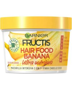 Mascarilla  banana ultra nutritiva cabello seco  390 ml