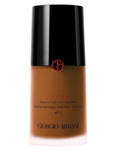 giorgio armani power fabric base maquillaje mate spf25  1175