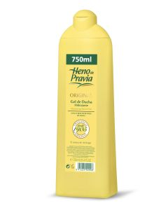 heno de pravia  gel baño  original  750ml