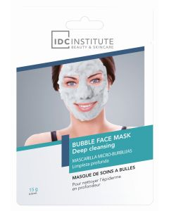 Mascarilla facial bubble face