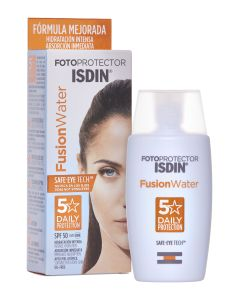 Proteccion solar gel fusion water spf50+ 50 ml