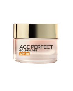 l'oreal age perfect gold age crema dia  fp-20  50 ml
