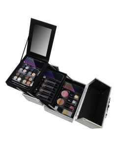 Maletin colorido colour play travel makeup case