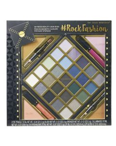 Maletin rock fashion face makeup palette