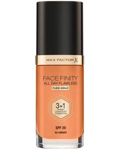 Max Factor Facefinity All Day Flawless 3 En 1 Base maquillaje