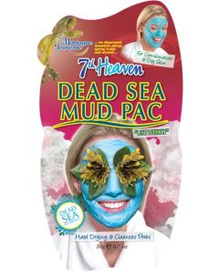 Mascarilla dead sea mud face