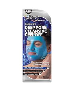 Mascarilla men's deep pore cleansing peel