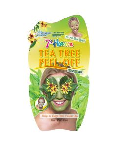 Mascarilla peel-off tea tree