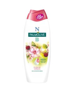 Gel baño  calmante (cereza)  600+150 ml= 750 ml