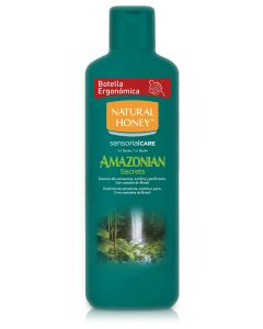 Natural Honey  Gel baño  amazonian secrets  650 ml