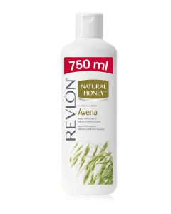 Natural Honey  Gel baño  avena  750 ml
