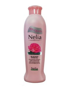Gel baño  hidratante rosa original  750 + 150 ml