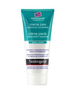 Crema pies absorcion inmediata 100 ml