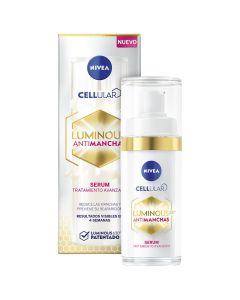 nivea cellular luminous 630 serum anti-manchas fp-50   30 ml