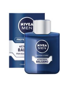 After shave balsamo  azul  100 ml