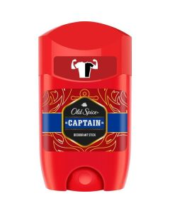 Desodorante stick  captain  50 ml
