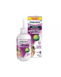 Champu tratamiento antiparasitos 200 ml