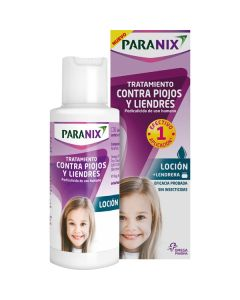 Locion tratamiento antiparasitos 100 ml