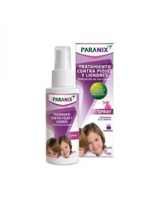 Spray tratamiento antiparasitos 100 ml