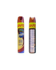Limpiamuebles spray   300ml+33%=400 ml