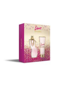 Shakira Dance Estuche edt.vaporizador 50ml+body lotion 75ml