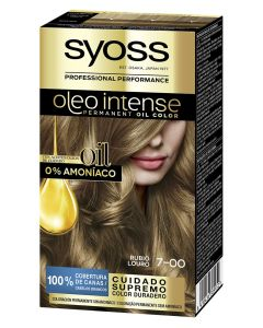 Syoss Oleo Intense Tinte sin amoniaco