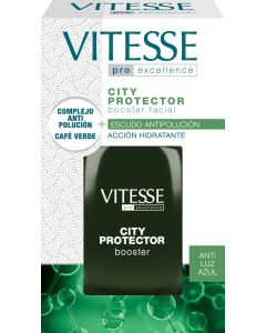 Booster facial city protector escudo antipolucion   30 ml