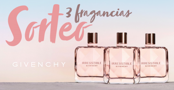 BASES LEGALES IRRESISTIBLE DE GIVENCHY