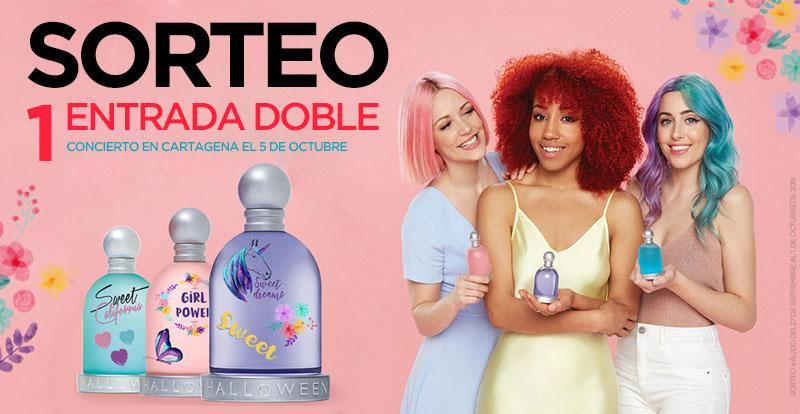 BASES LEGALES SORTEO SWEET CALIFORNIA