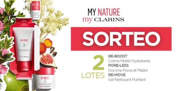 BASES LEGALES SORTEO CLARINS