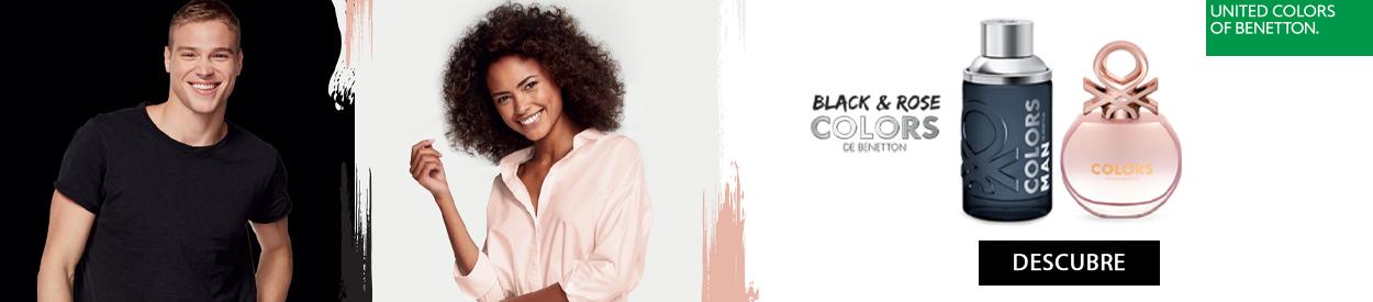 Enfatizar Empleador girasol  Perfumes Benetton // Comprar Online | Marvimundo